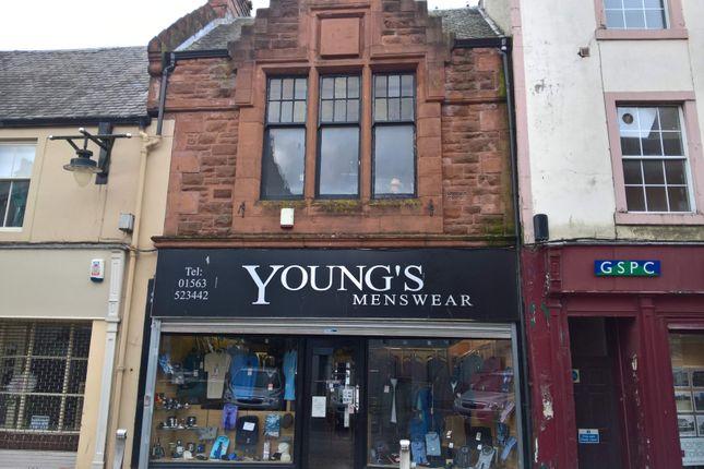 Thumbnail Retail premises to let in 9-11 Bank Street, Kilmarnock