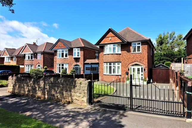 Thumbnail Detached house for sale in Derby Road, Bramcote, Nottingham