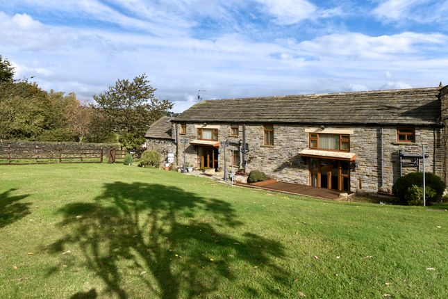 Thumbnail Barn conversion for sale in The Barn, Upper Hoyle Ing, Thornton, Bradford