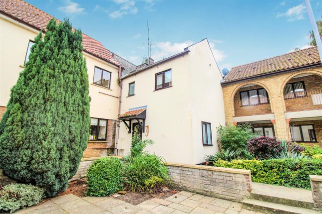 1 bed flat for sale in North Hirne Court, St. Anns Street, King's Lynn PE30