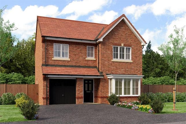 "Thumbnail Detached house for sale in ""Glenmuir"" at Aberford Road, Wakefield"