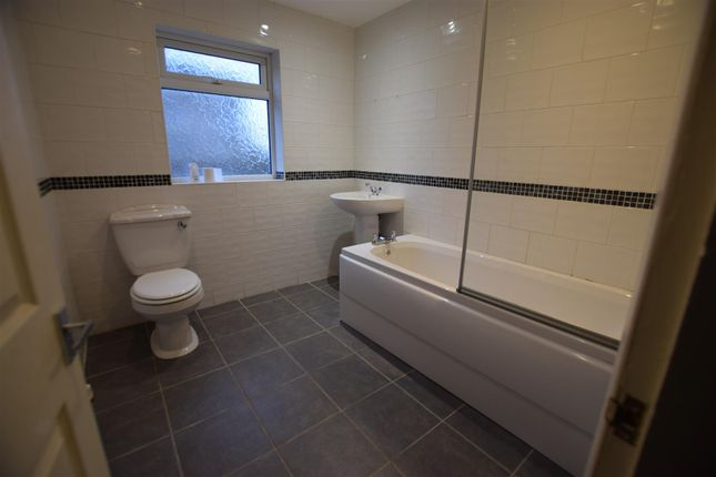 Master Bathroom of Sexton Street, Heywood OL10