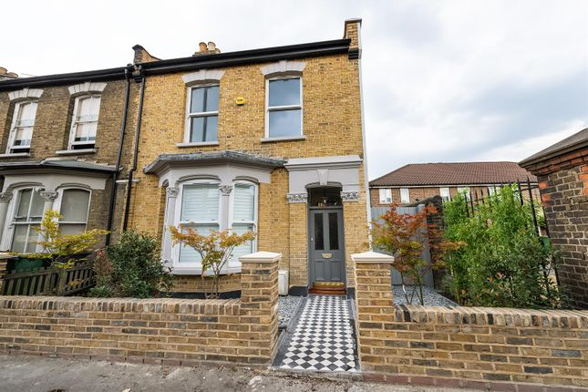 Thumbnail End terrace house for sale in Markhouse Road, London