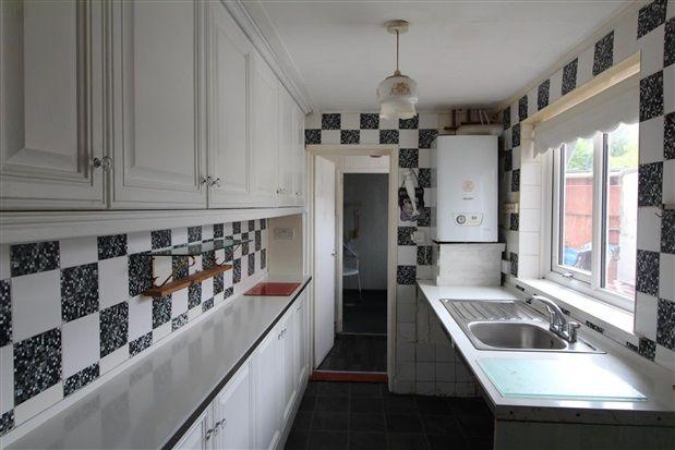 Kitchen of Steel Street, Askam In Furness LA16