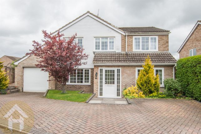 Thumbnail Detached house for sale in Shakespeare Road, Royal Wootton Bassett, Swindon