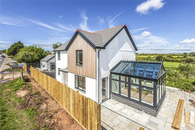 Thumbnail Detached house for sale in Penstraze, Chacewater, Truro, Cornwall