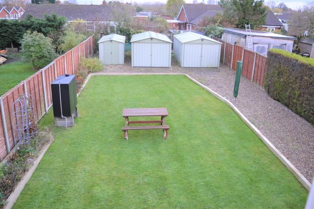 Rear Garden of Clapper Lane, Clenchwarton, King's Lynn PE34