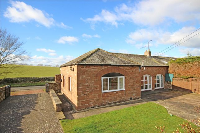 Thumbnail Semi-detached bungalow for sale in 1 Old Tannery, Temple Sowerby, Penrith, Cumbria