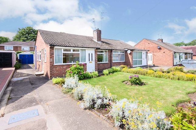 Thumbnail Bungalow for sale in Riversvale Drive, Nether Poppleton, York