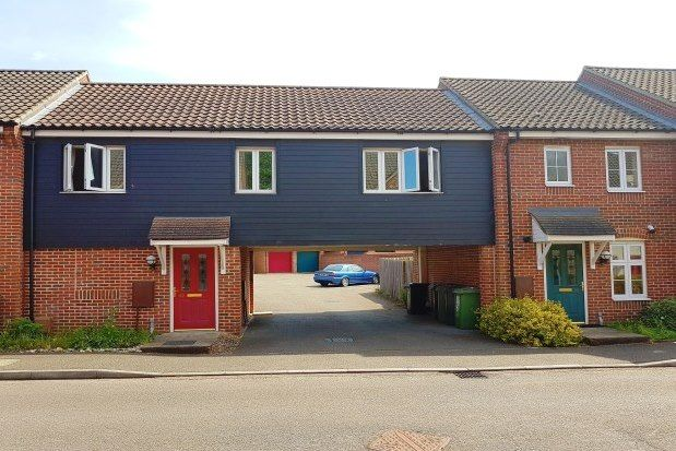 Thumbnail Flat to rent in Tasburgh Close, King's Lynn