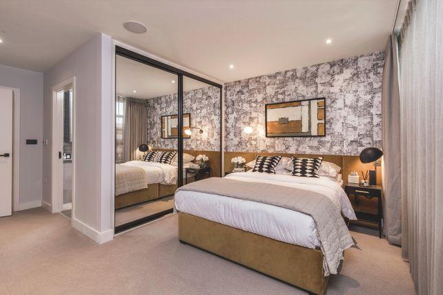 Master Bedroom of 58 Grange Road, Bermondsey SE1
