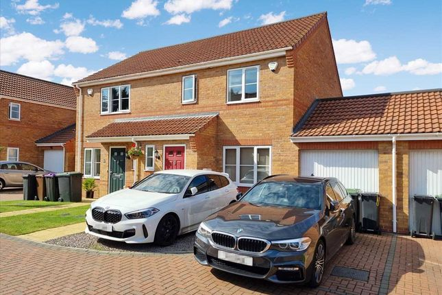 3 bed semi-detached house for sale in Carlton Close, Sleaford NG34