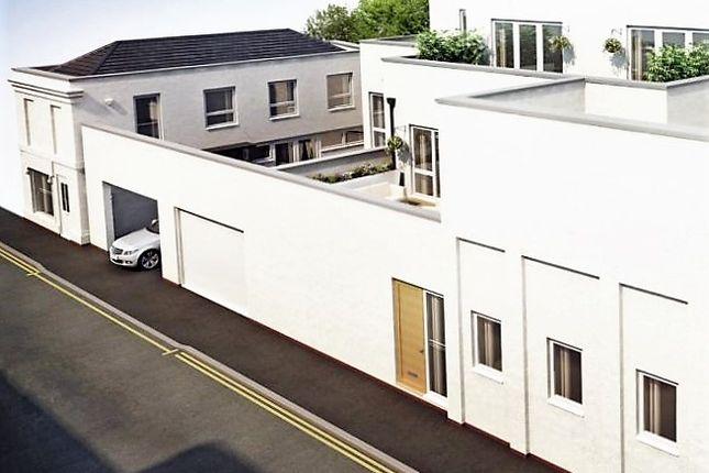 Thumbnail Town house for sale in Lansdown, Cheltenham