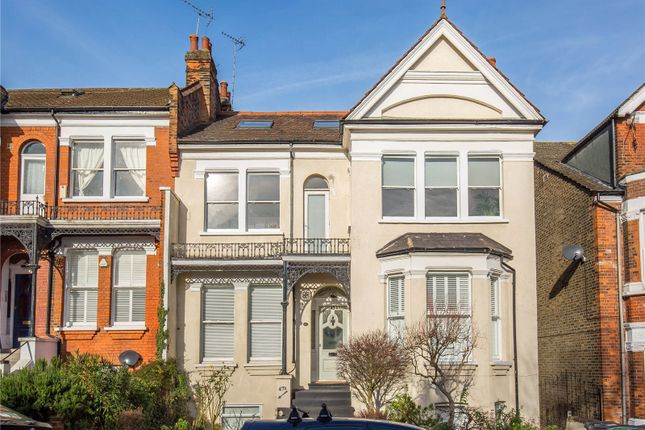Thumbnail Flat for sale in Muswell Road, London
