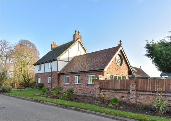 Thumbnail Detached house for sale in Holly Lane, Wishaw, Sutton Coldfield