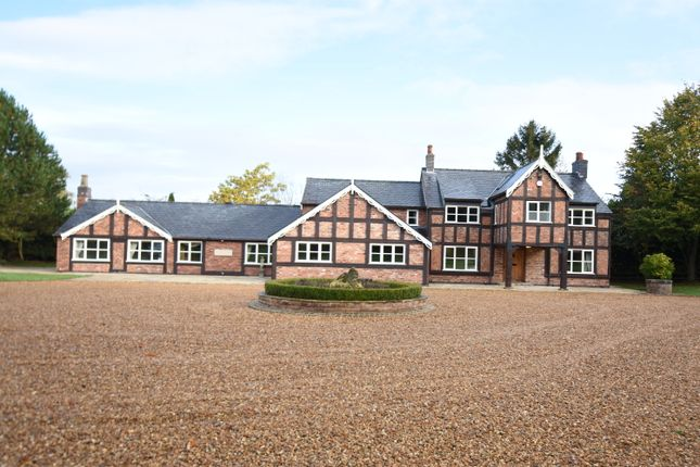 Thumbnail Detached house to rent in Chelford Road, Marthall, Knutsford
