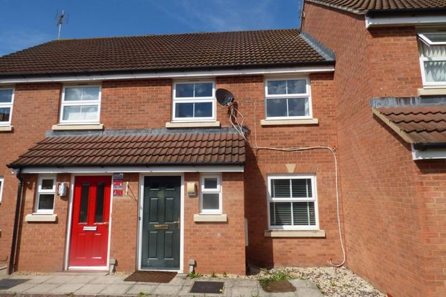 Thumbnail Terraced house for sale in Mona Avenue Kingsway, Quedgeley, Gloucester