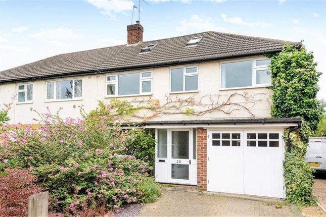 Thumbnail Semi-detached house to rent in Dinton Road, Kingston Upon Thames