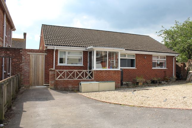 Thumbnail Detached bungalow for sale in Jestys Avenue, Weymouth