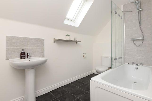 Family Bathroom of Blandford House, Sir Henry Brackenbury Road, Repton Park, Ashford TN23