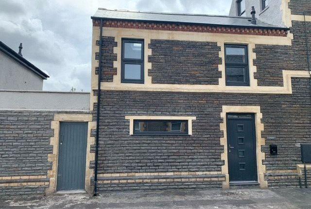Thumbnail Semi-detached house for sale in Dalcross Street, Roath, Cardiff