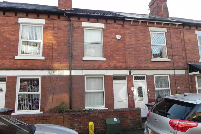 3 bed terraced house to rent in Mandalay Street, Basford, Nottingham