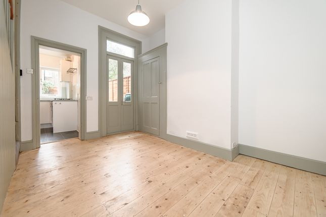 Thumbnail End terrace house to rent in Strathleven Road, London