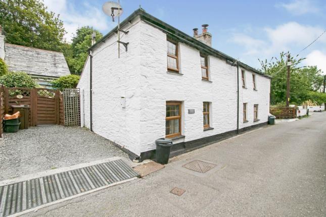 Thumbnail Semi-detached house for sale in Wadebridge, Cornwall
