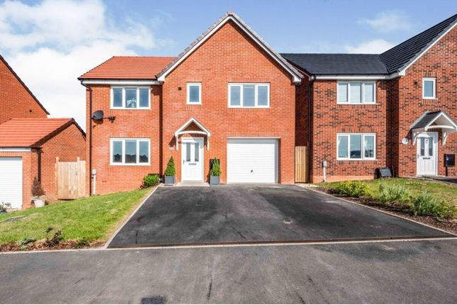 Thumbnail Detached house for sale in Nutford Street, Redditch