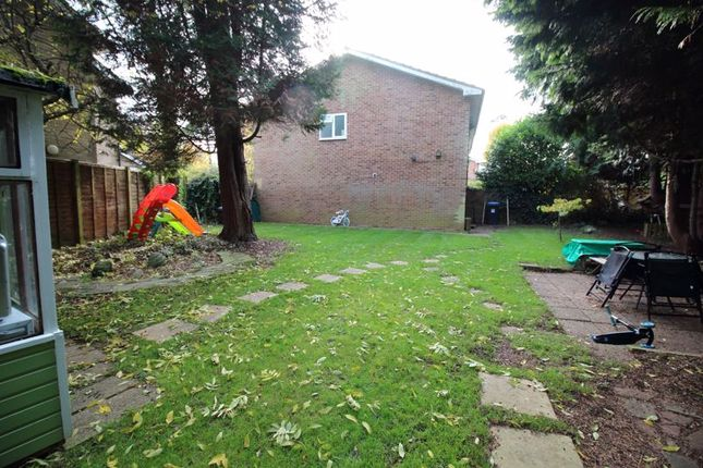 Garden of Ryelands Close, Caterham CR3