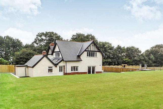 Thumbnail Detached house for sale in Caebryn House Pen-Y-Bryn Terrace, Brynmenyn, Bridgend.