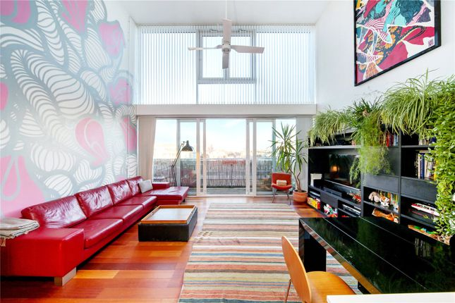 Thumbnail Flat for sale in Royle Building, Wenlock Road, London
