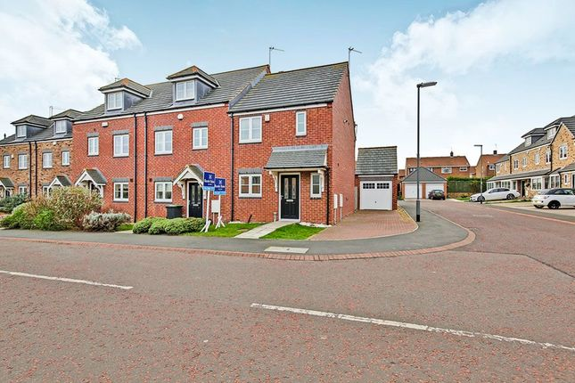 Thumbnail Semi-detached house to rent in Trinity Court, Seaham
