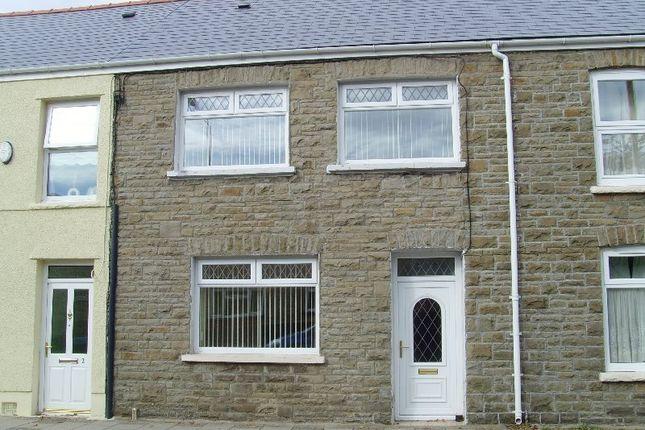 Thumbnail Terraced house to rent in Duffryn Road, Caerau, Maesteg