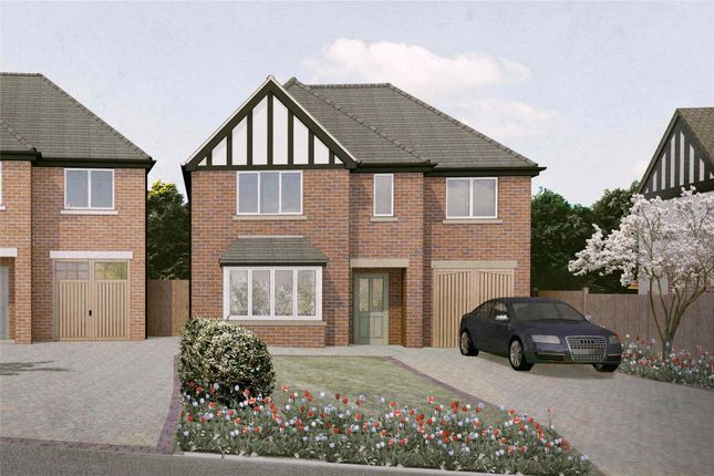 Thumbnail Detached house for sale in A2, Dumore Hay Lane, Fradley, Lichfield
