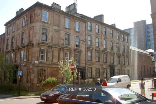 Thumbnail Flat to rent in Rose St, Glasgow