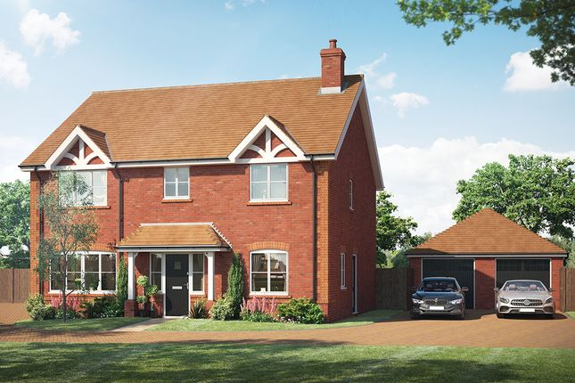 Thumbnail Semi-detached house for sale in Wallingford Road, Cholsey, Oxfordshire