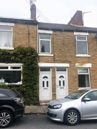 Thumbnail Terraced house to rent in Edward Street, Bishop Auckland