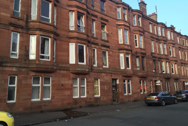 Thumbnail Flat to rent in Bowman Street, Govanhill, Glasgow, 8Lf
