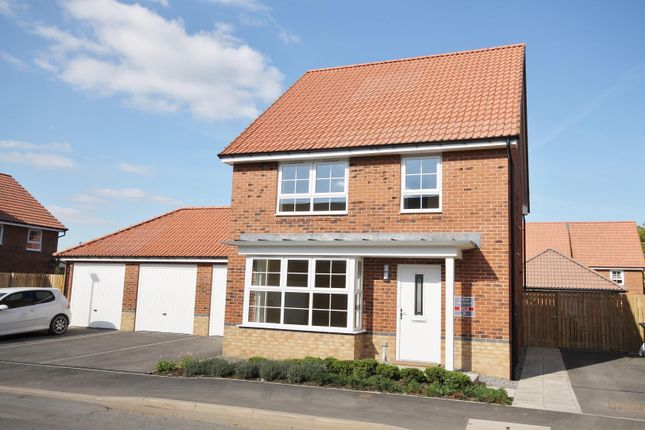 Thumbnail Detached house for sale in De Lacy Road, Northallerton