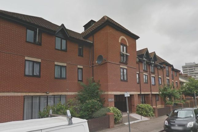 Thumbnail Flat to rent in Golding Court, Riverdene Road, Ilford