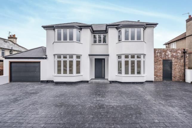 Thumbnail Detached house for sale in Queens Drive, Mossley Hill, Liverpool, Merseyside