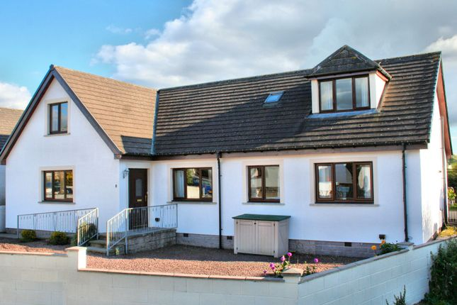 Thumbnail Detached bungalow for sale in Netherhall Place, Bridge Of Dee