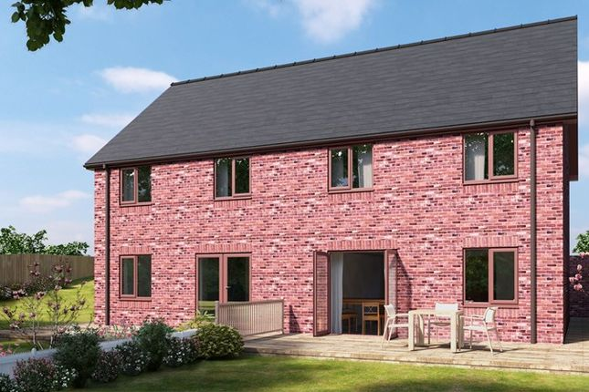 Thumbnail Semi-detached house for sale in Troed Y Bryn, Builth Wells