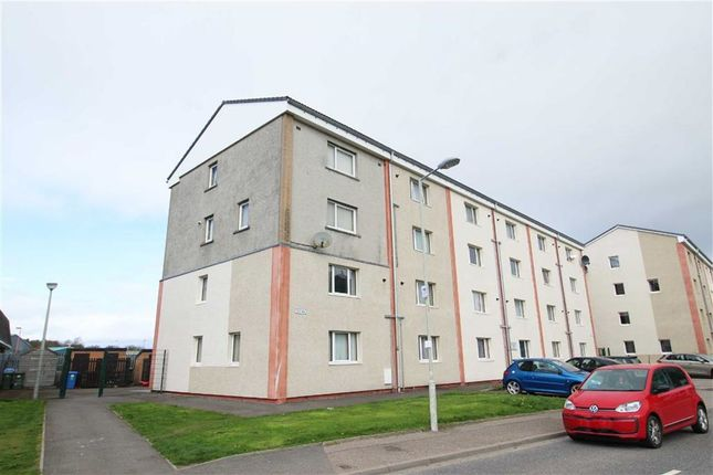 Thumbnail Flat for sale in 154, Glendoe Terrace, Inverness