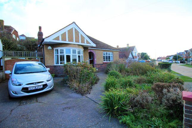 Thumbnail Detached bungalow for sale in Tudor Avenue, St. Leonards-On-Sea