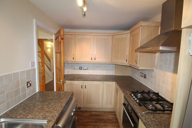 Thumbnail End terrace house to rent in Mallard Way, Blyth