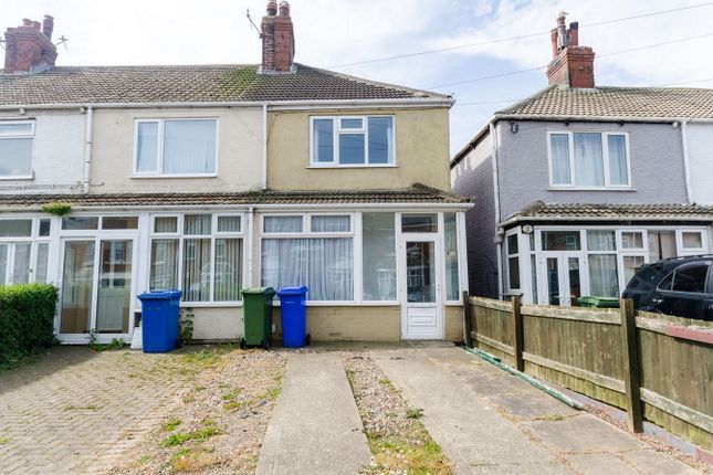 Thumbnail End terrace house to rent in Waxholme Road, Withernsea, East Riding Of Yorkshire