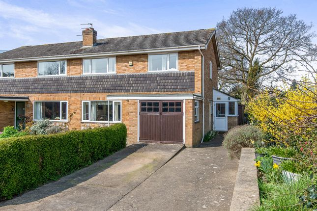 4 bed semi-detached house for sale in Lucerne Close, Old Catton, Norwich