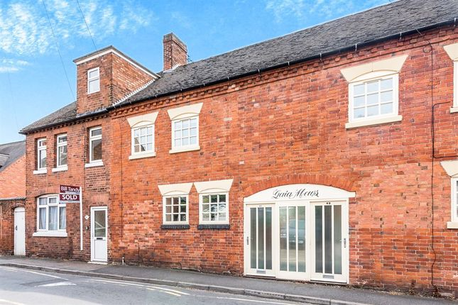 2 bed town house for sale in Gaia Lane, Lichfield